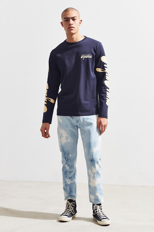 Slide View: 6: Tommy Hilfiger Relaxed Cropped Jean