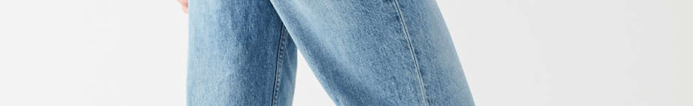 Thumbnail View 2: Jeans à taille haute et jambe large Piper BDG