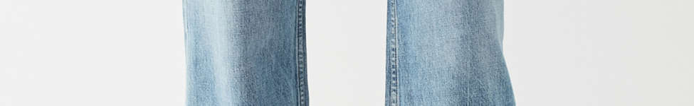 Thumbnail View 4: Jeans à taille haute et jambe large Piper BDG