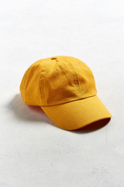 Dad Hat - Gold One Size at Urban Outfitters