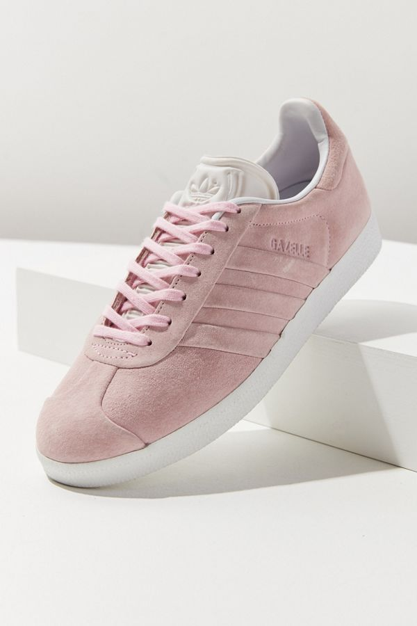 Adidas Originals Gazelle Stitch And Turn W Pink Sneakers discount with credit card czkTXkW