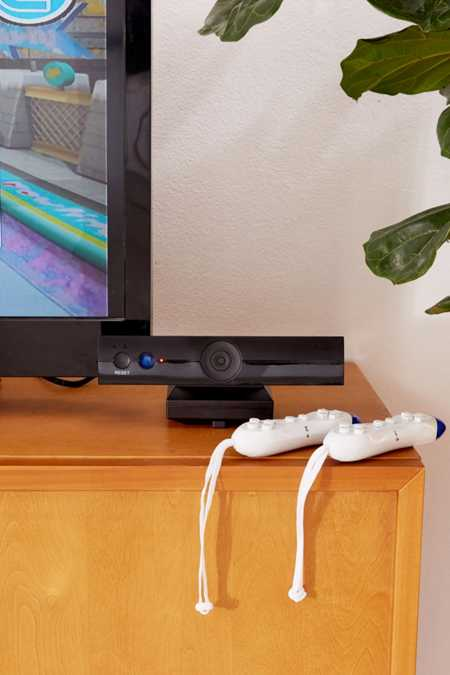 UO Motion-Activated Game Console