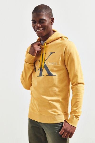 Calvin Klein Pop Color Hoodie Sweatshirt by Calvin Klein
