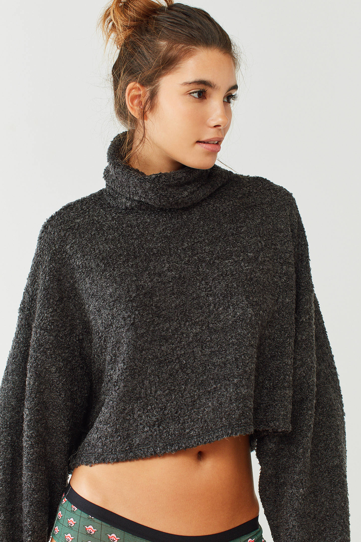 Out From Under Tear Away Turtleneck Sweater | Urban Outfitters