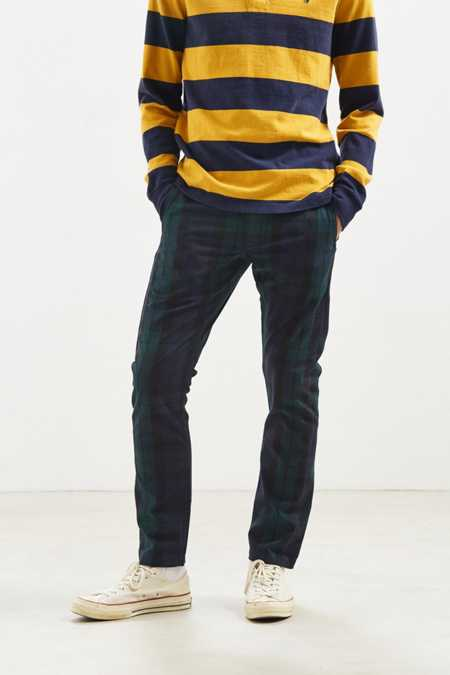 Polo Ralph Lauren Blackwatch Plaid Tapered Pant