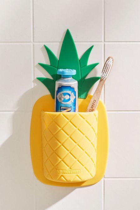 Tooletries Pinele Toothbrush Holder