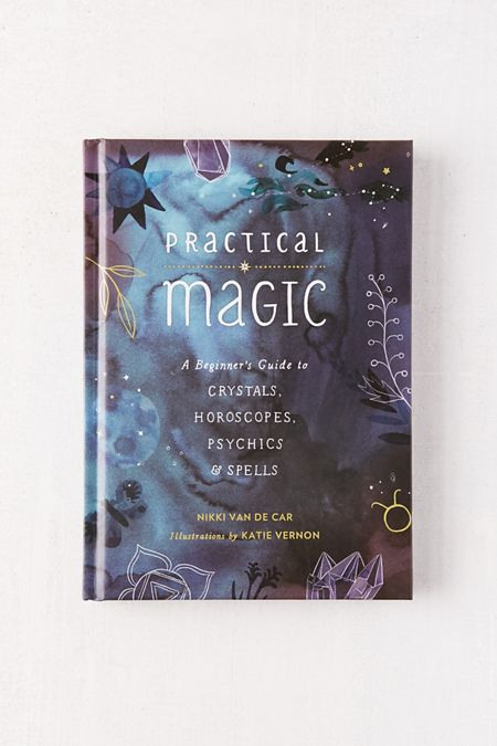 scary halloween stories books urban outfitters practical magic a beginner s guide to crystals horoscopes psychics spells by nikki