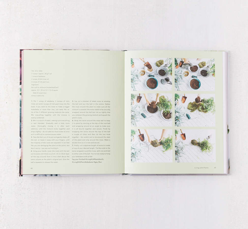 Slide View: 5: Living with Plants: A Guide to Indoor Gardening By Sophie Lee