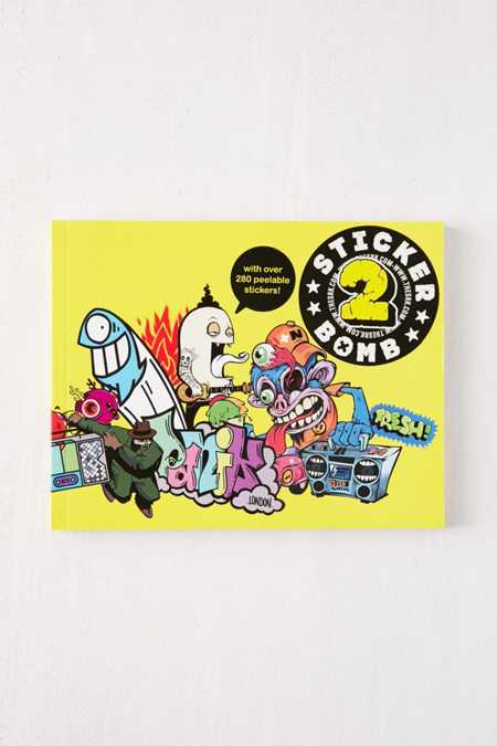 Stickerbomb 2 By Studio Rarekwai