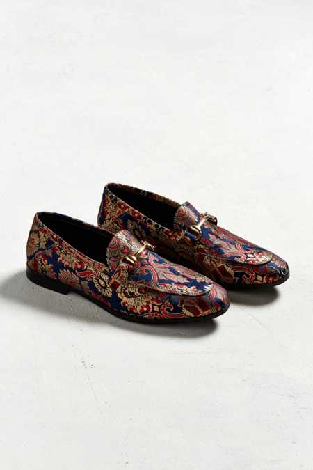 UO Jacquard Loafer