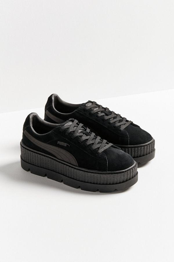 Puma Fenty By Rihanna Suede Cleated Creeper Sneaker  24f4fb4ac
