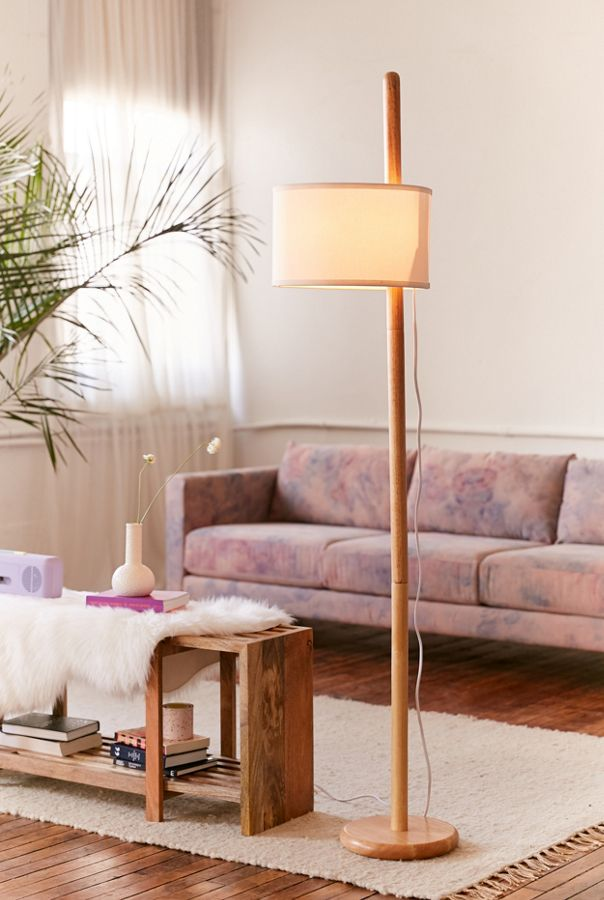 Slide view 1 akio adjustable floor lamp