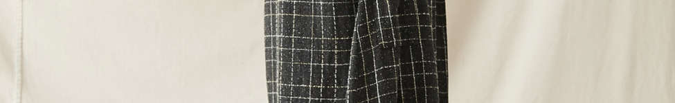 Thumbnail View 2: Urban Renewal Remade Checkered Duster Jacket