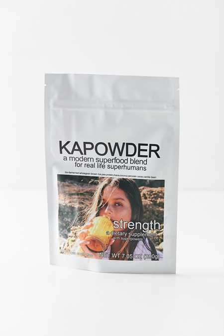 KAPOWDER Strength Powder