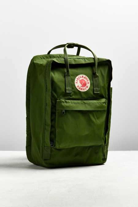 Fjallraven Kanken Big 17 Laptop Backpack