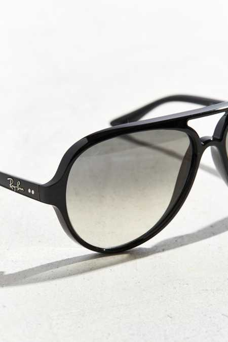 Slide View: 3: Ray-Ban Cats 5000 Sunglasses