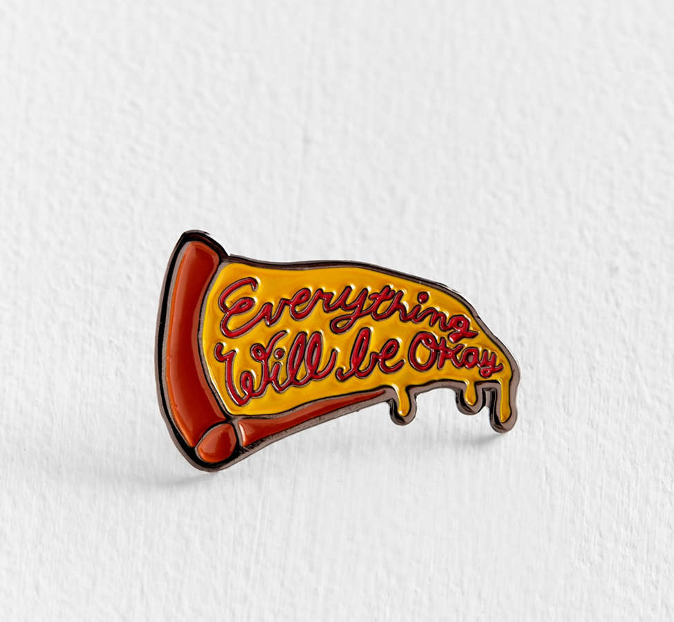 Slide View: 2: WKNDRS The Everything Pizza Pin