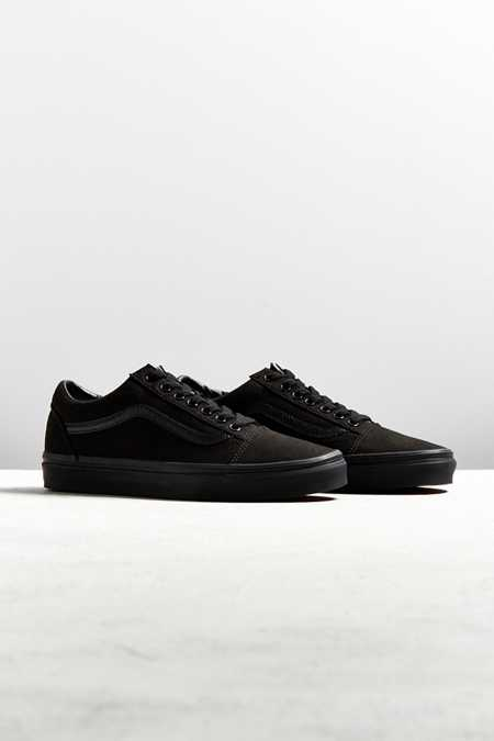 Vans Old Skool Black Sneaker