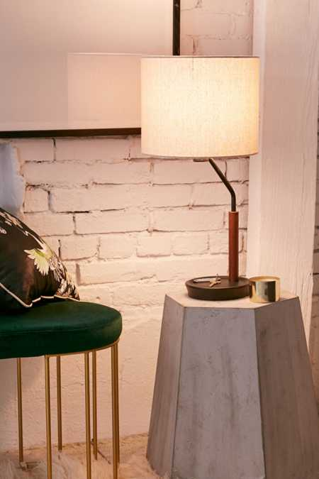 Sloan Storage Table Lamp