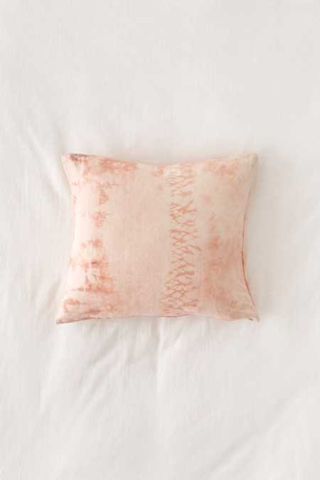 Riverside Tool & Dye X UO Arashi Shibori Throw Pillow