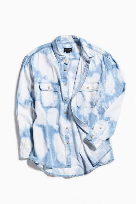 Barney Cools Denim Work Shirt