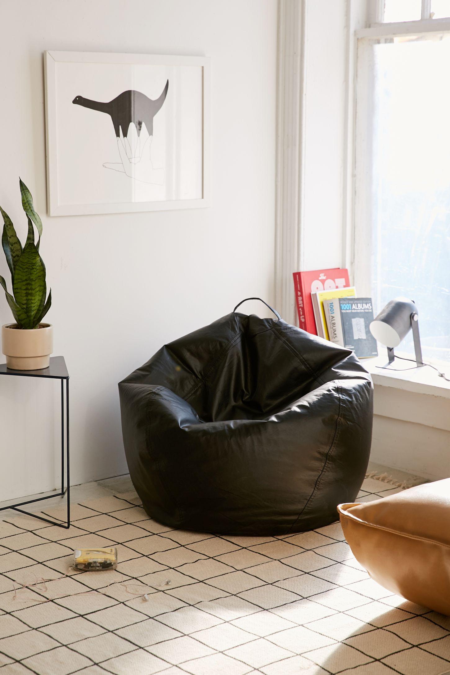 Vinyl Bean Bag