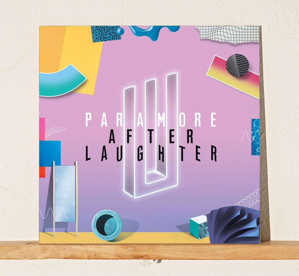 Slide View: 1: Paramore - After Laughter LP
