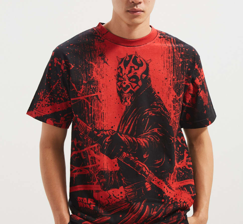 Slide View: 2: T-shirt Darth Maul