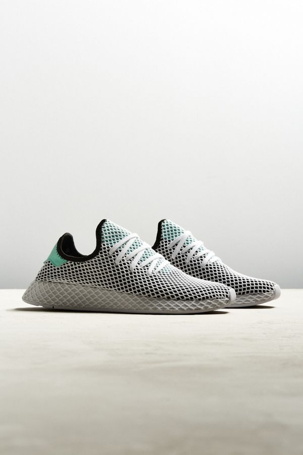 adidas Deerupt Runner Sneakers In Green jPwQmPR