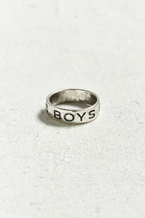 Boys Ring   Urban Outfitters