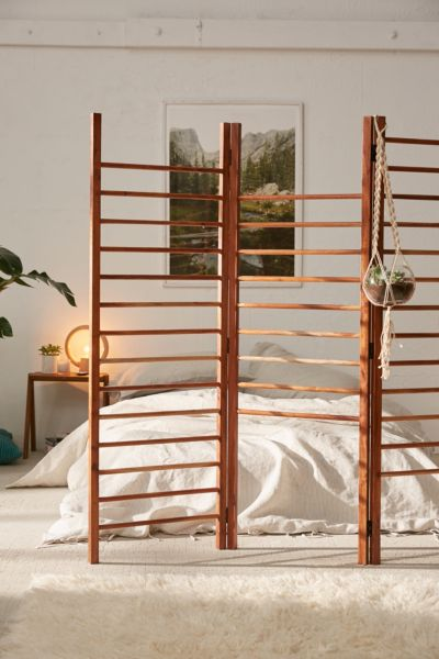 Luciana Ladder Storage Room Divider Screen Urban Outfitters