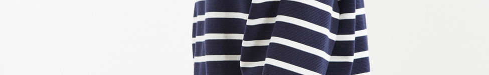 Thumbnail View 3: Lacoste Striped Ottoman Long Sleeve Tee