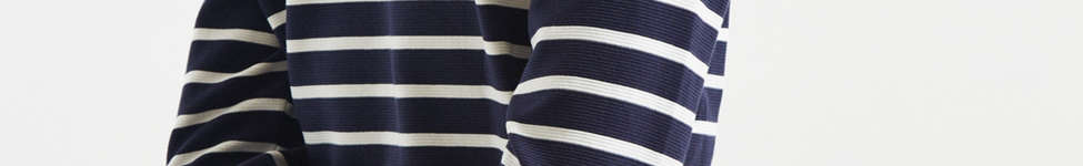 Thumbnail View 4: Lacoste Striped Ottoman Long Sleeve Tee