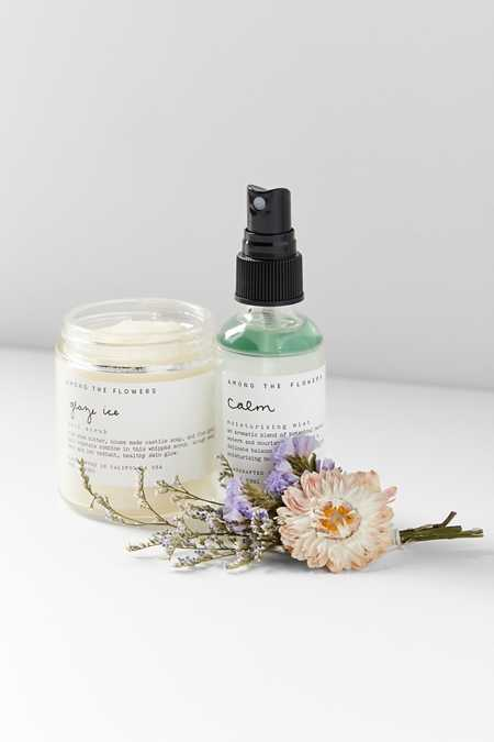 Among The Flowers X UO Winter Essentials Moisturizing Kit