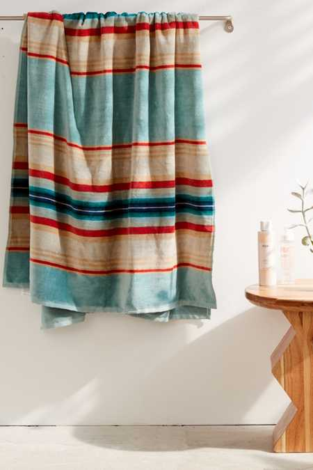 Pendleton serape stripe oversized beach towel