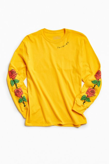 Four Roses Long Sleeve Tee