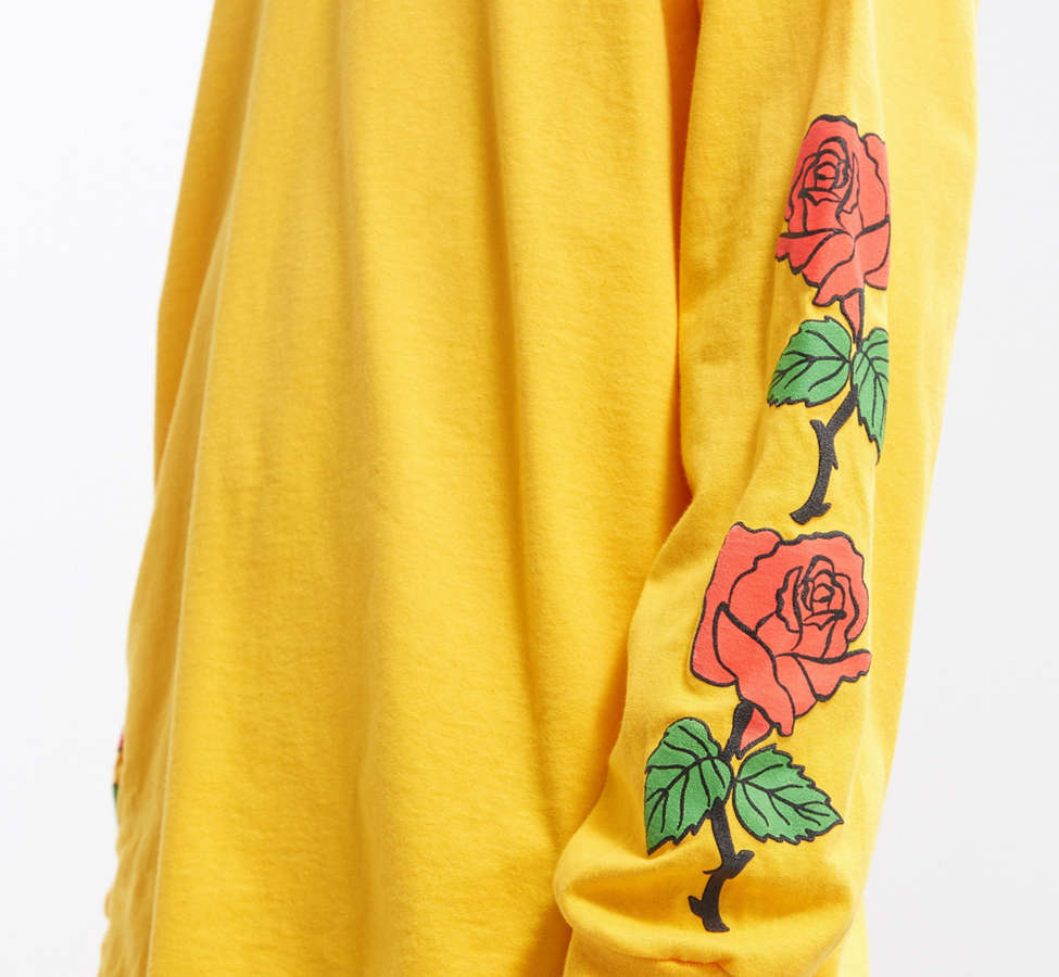 Slide View: 3: Four Roses Long Sleeve Tee