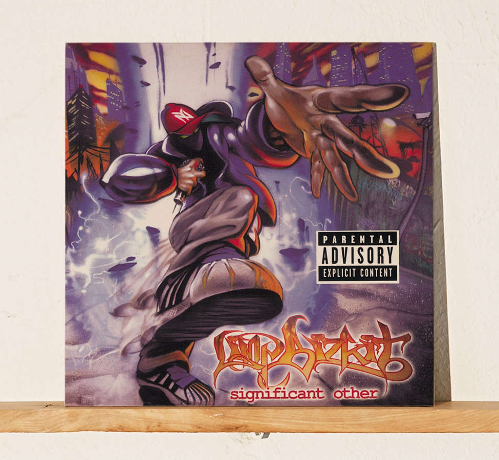 Slide View: 1: Limp Bizkit - Significant Other LP