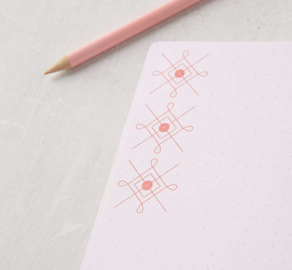 Slide View: 3: Jot Dot Doodle Notebook