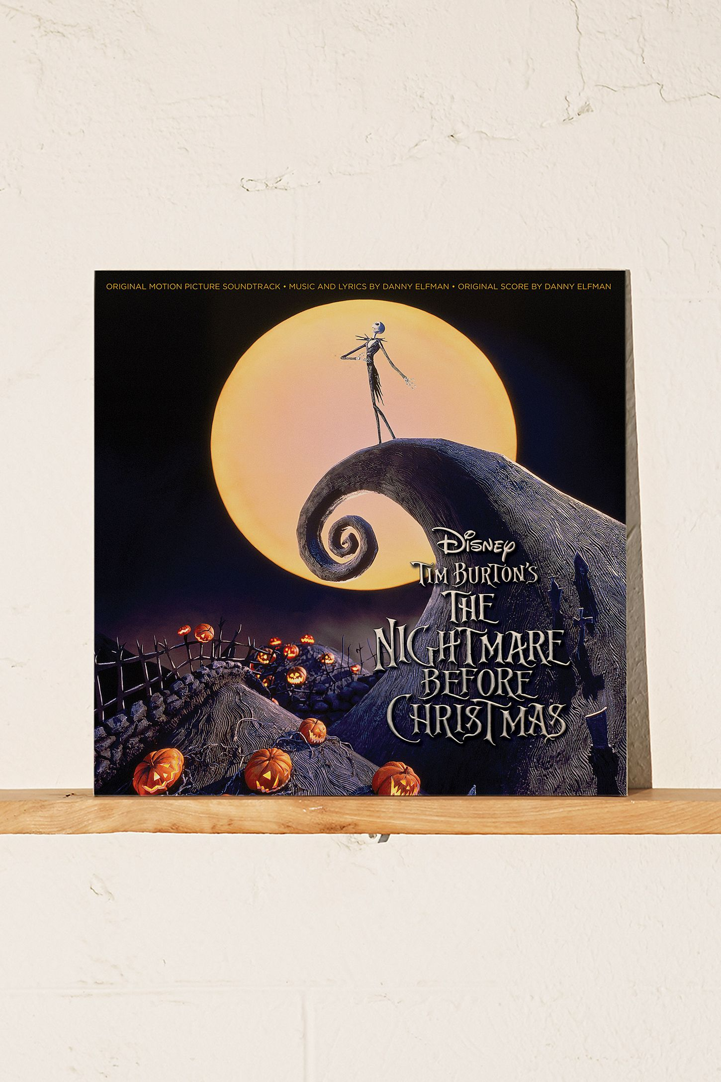 Various Artists - The Nightmare Before Christmas Original Soundtrack ...