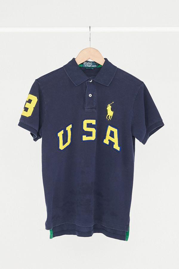Shirt Australia Usa Ae513 Lauren Ralph Polo 25a3d LqSUpzVGM