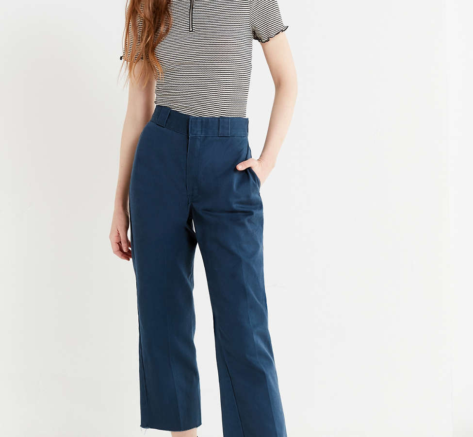 Slide View: 1: Urban Renewal Remade Dickies '90s Cropped Pant