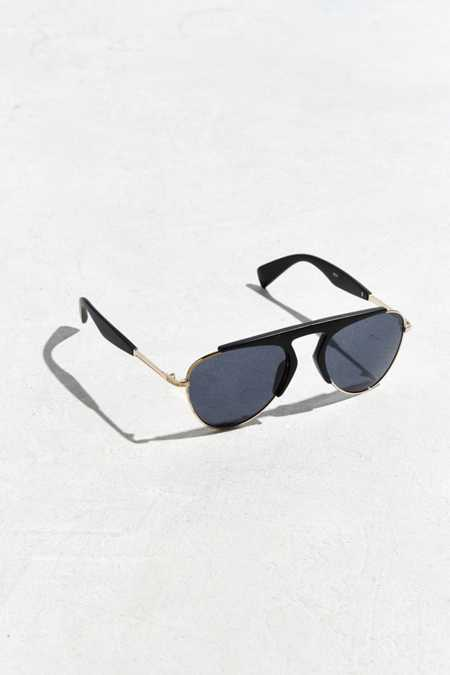 Aviator Club Hybrid Sunglasses