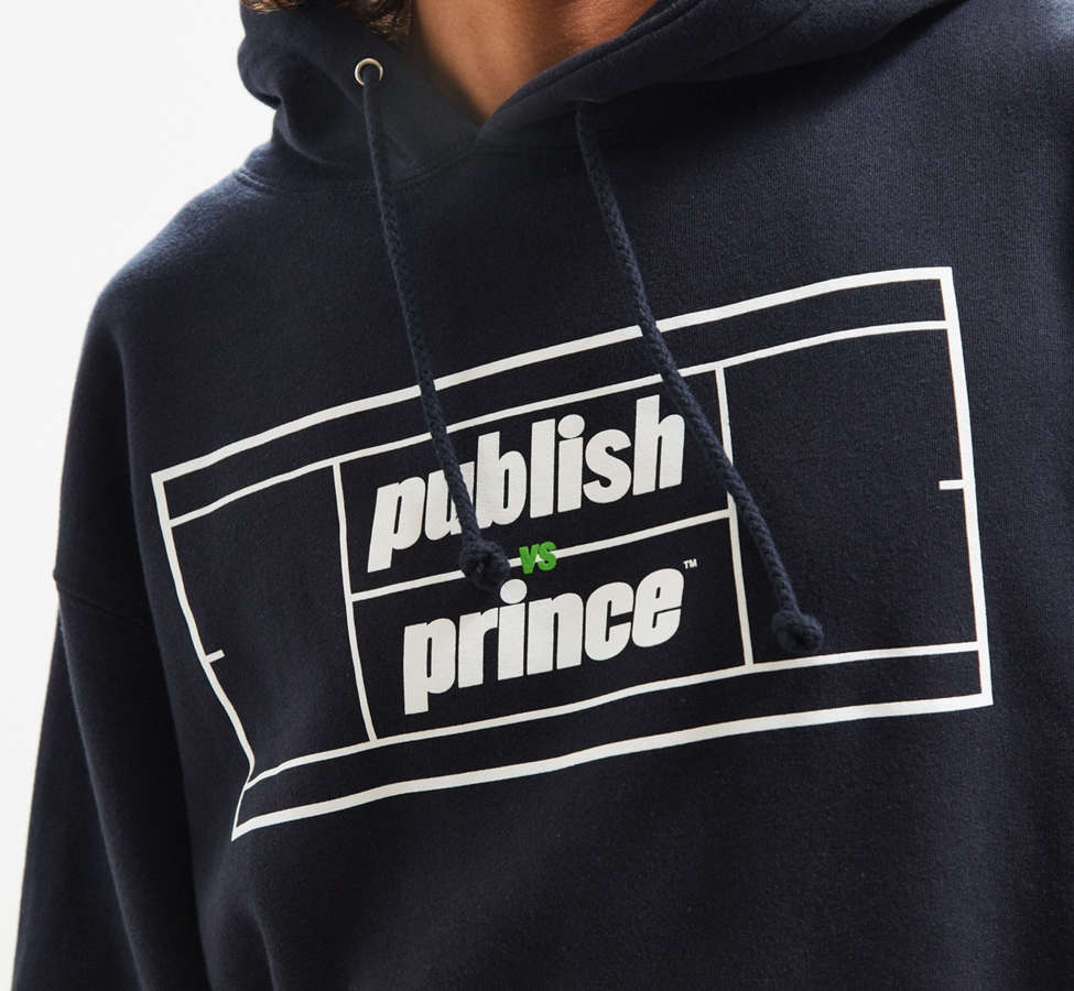 Slide View: 2: Publish Versus Prince Court Hoodie Sweatshirt