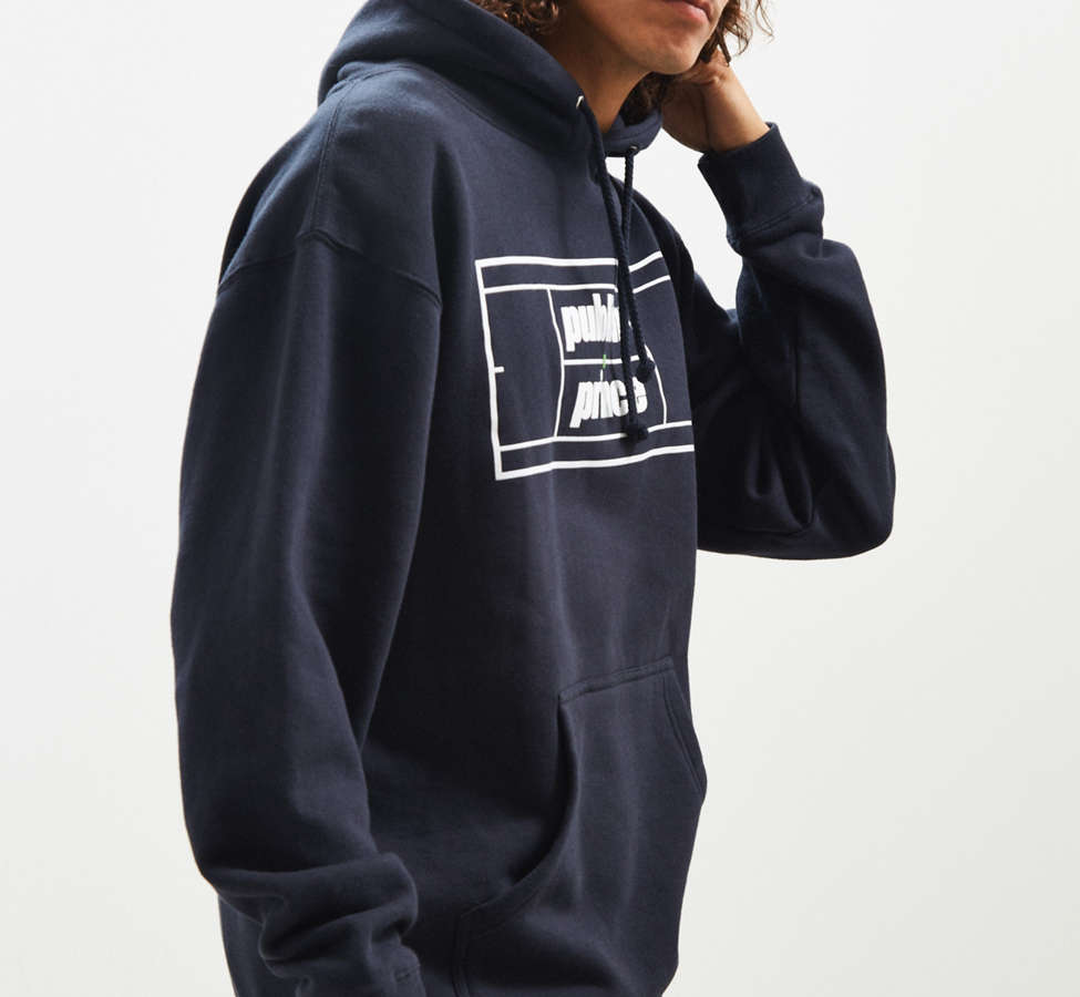 Slide View: 4: Publish Versus Prince Court Hoodie Sweatshirt