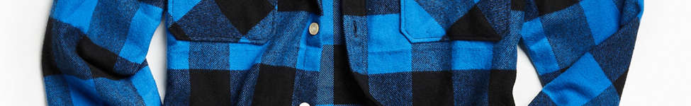 Thumbnail View 1: Rothco Heavyweight Buffalo Plaid Flannel Button-Down Shirt