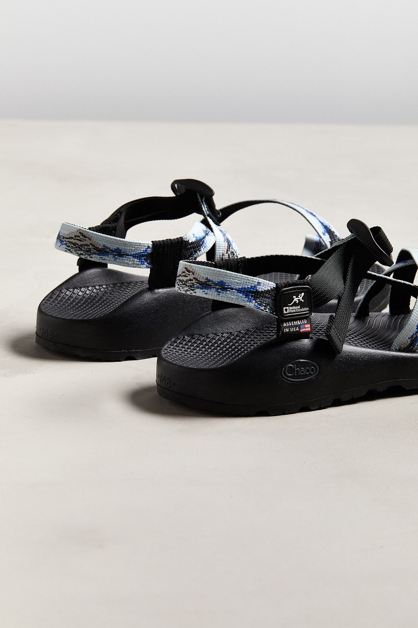 Chaco Z/1 National Parks Foundation Glacier Sandal u3ghQR