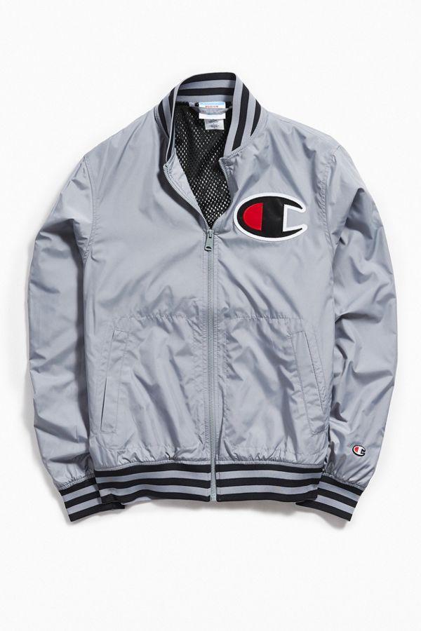 Champion Baseball Jacket  86cef78a0fde