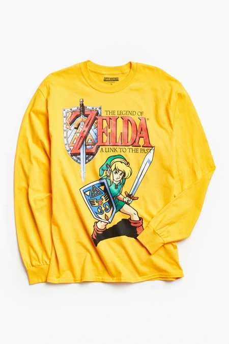 Legend Of Zelda Long Sleeve Tee