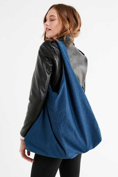 Soft Slouchy Tote Bag